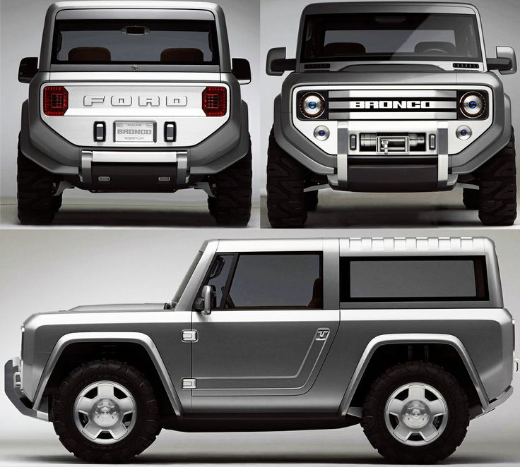 FORD - bronco concept 2004   Cars   Pinterest   Ford bronco ...
