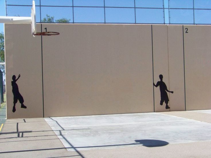 65 best exterior homes images on pinterest exterior for Basketball sport court cost