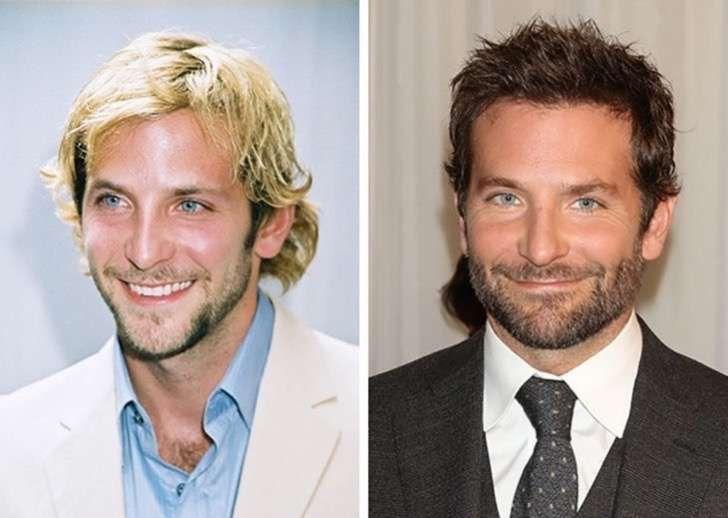 19 celebridades antes y después de asesorarse por estilistas profesionales