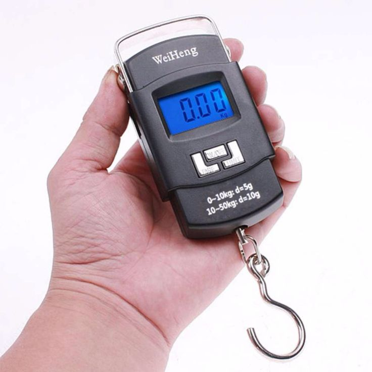 High Precision Accurate Portable Baggage Electronic Scales Portable Scales 50kg Weighing Spring Balance Mini Express Scale vegan ** Click the image to view the details on AliExpress website