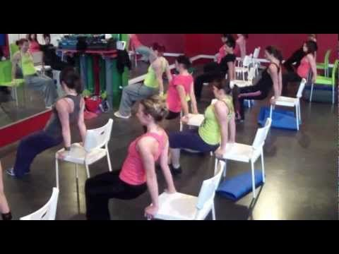 18 best images about zumba sentao routine on pinterest for Chair zumba