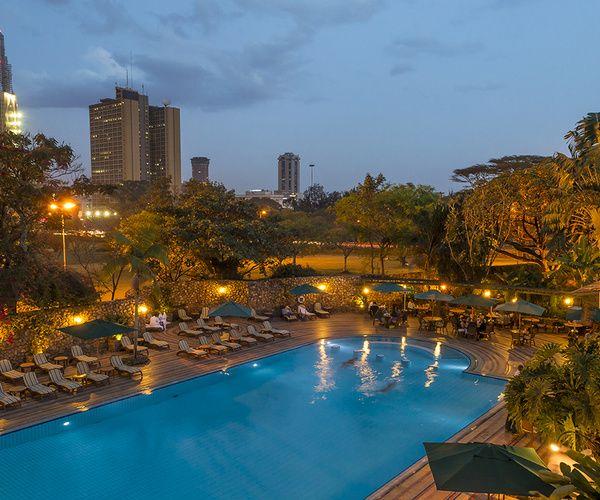 Nairobi | Serena Hotel