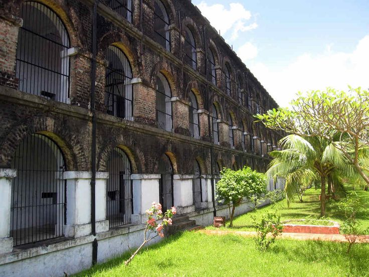 Cellular jail – the Andaman Islands