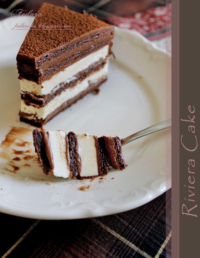 Тортата е на Пиер Ерме, много е вкусна, но аз малко я промених, особено частта с шоколадовия мус - не е достатъчна топлинната обрабо...