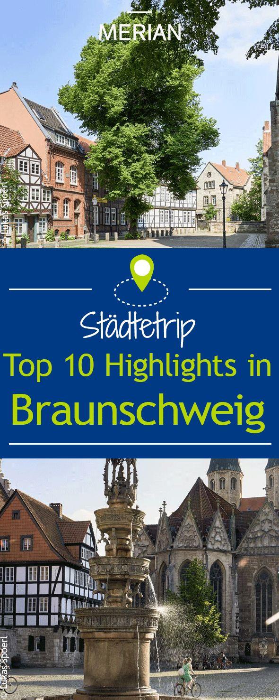 Kirchen, Viertel, Museen: Wir sagen euch, welche Sehenswürdigkeiten sich in Braunschweig lohnen. Unsere Top 10 in Braunschweig.