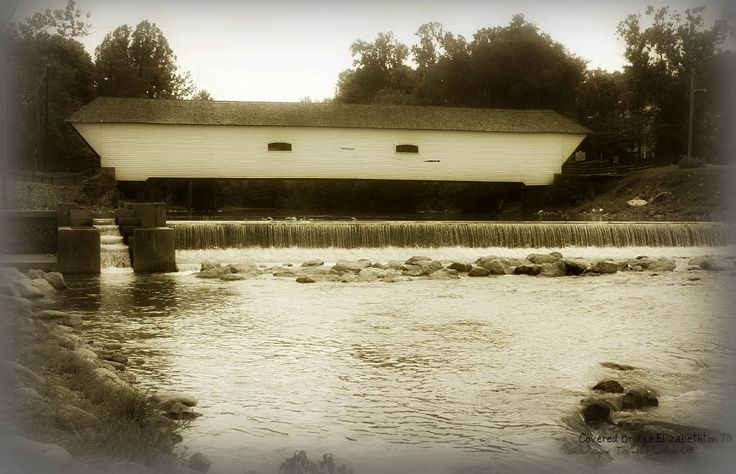 Covered Bridge, Elizabethton TN