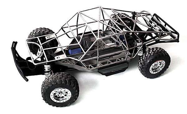 Chrome Tube Chassis for Traxxas Slash 4x4 Edition