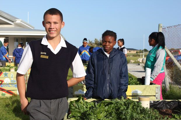 A Lesson Worth Sharing | Grootbos #GrootbosFoundation #GreenBoxProject #FoodSecurity #ResponsibleTourism