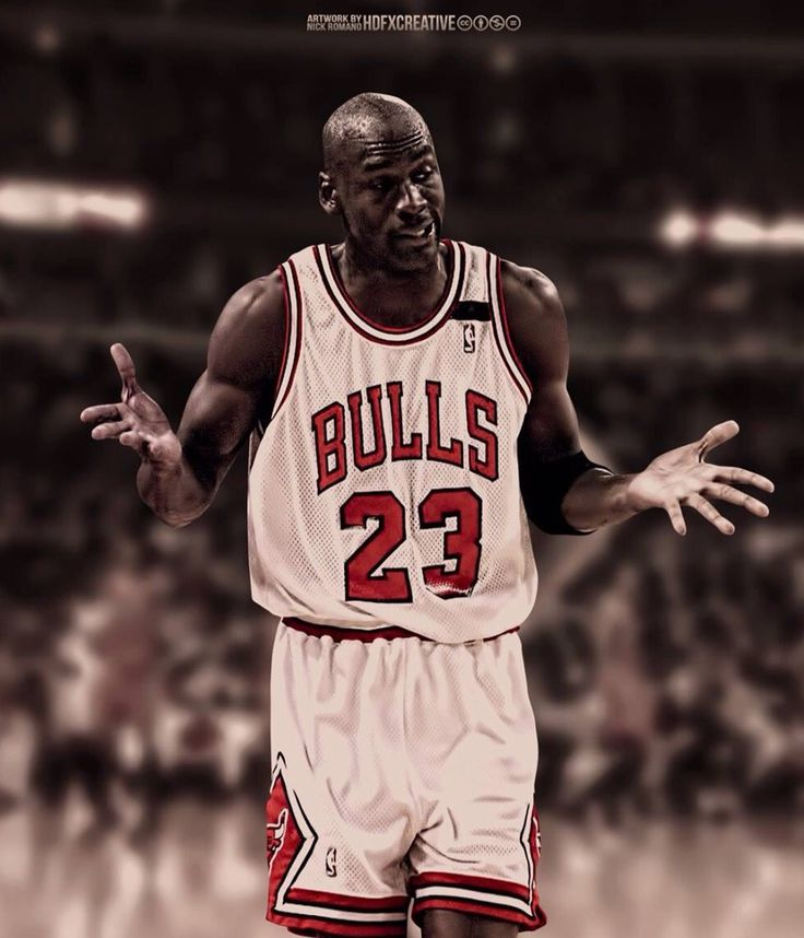 23 years ago today, Michael Jordan scored  35 points in the 1st half ( a Finals record ), which led to the famous Jordan shrug!!