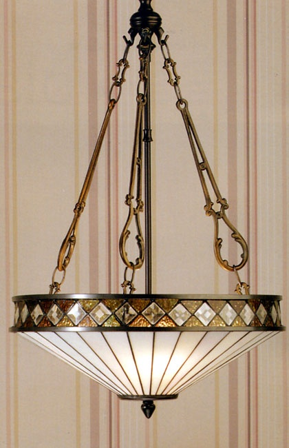 Fargo Art Deco Style Tiffany Pendant LightBest 25  Tiffany pendant light ideas on Pinterest   Craftsman pool  . Lounge Lighting. Home Design Ideas