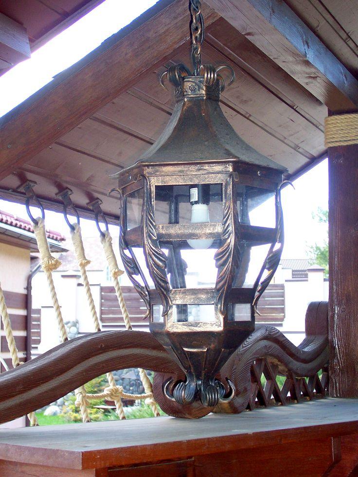 Корабельный фонарь
