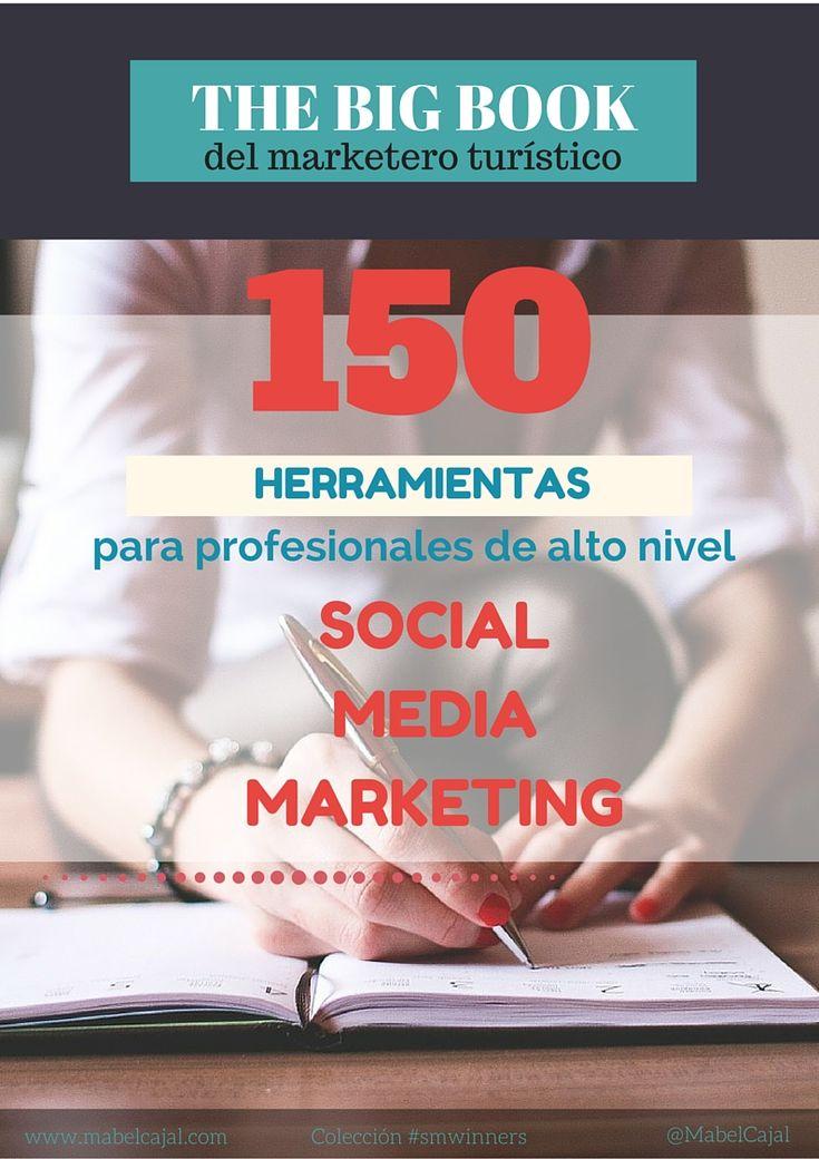 Ebook Gratis ➡️150 Herramientas de Social Media Marketing para profesionales de alto nivel.