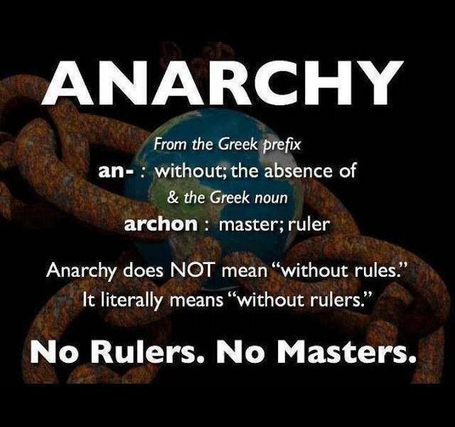 Anarchy. Don't need human rulership when I have a Perfect King.