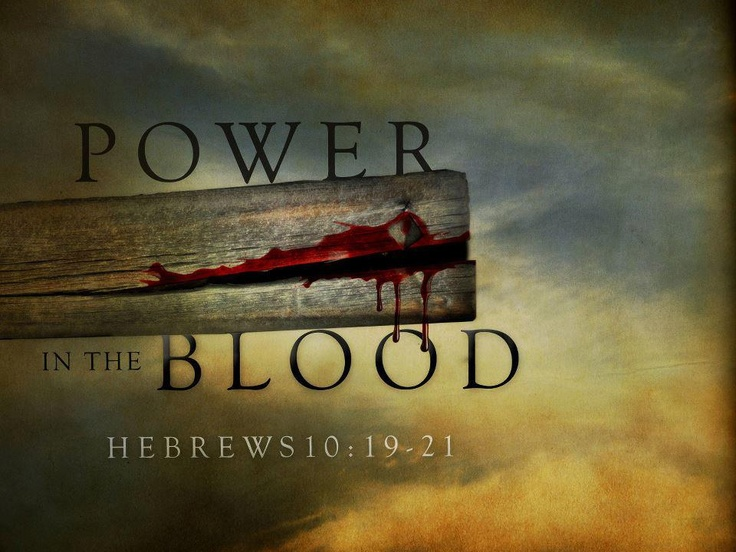 the power in the blood of jesus christ pdf