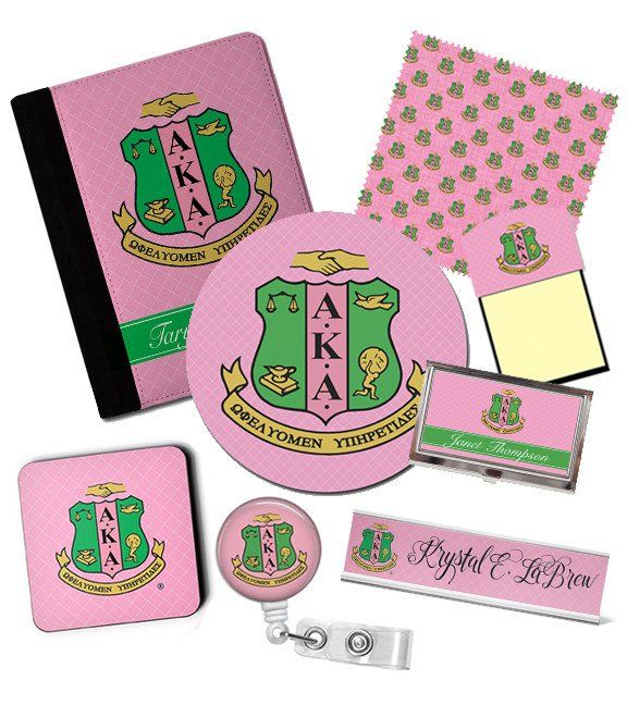 Gift Package - Alpha Kappa Alpha Sorority Office Pack                                                                                                                                                                                 More