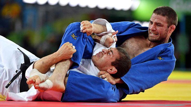Team USA's Travis Stevens wins silver medal in men's 81kg judo | NBC Olympics  (1376×774)