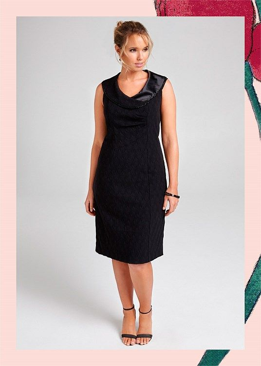 Yoko Dress #takingshape #plussize #curvy #eventwear #event #specialevent