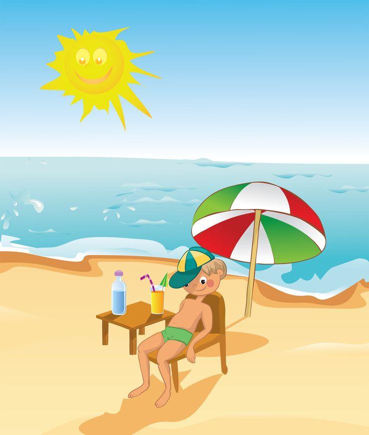 Summer. Beach