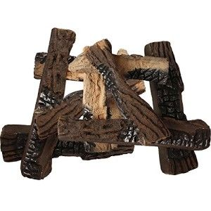 These can be used in Ethanol, Gel, Electric, Propane, Ventless, Vent Free, Vented and Gas Fireplaces and Propane Firepits.