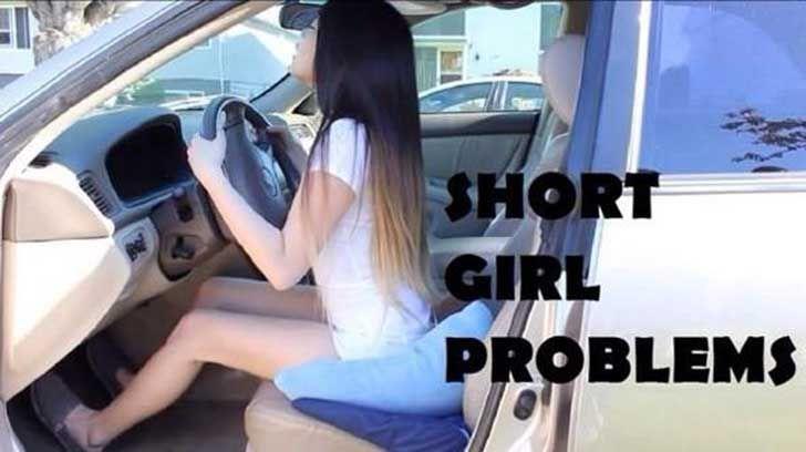 8. Ajustar al máximo el asiento de los autos, sobre todo si lo manejo alguien alto.