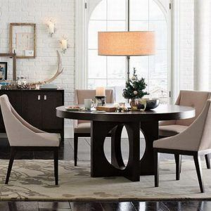 Contemporary Round Dining Room Table Sets