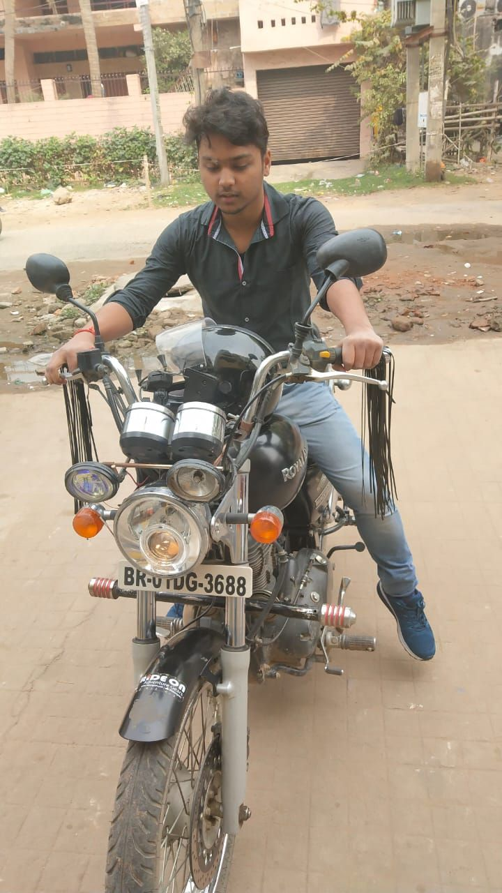 Harsh A Student Wanted To Rent A Self Drive Bike In Patna He Had