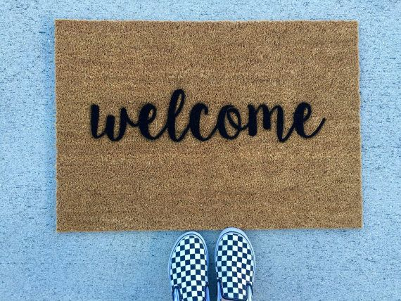 Create your own Custom Door Mat! -Our Mats are 29 Wide x 20 Tall. -We can work with you to create your own design or if you have a design ready,