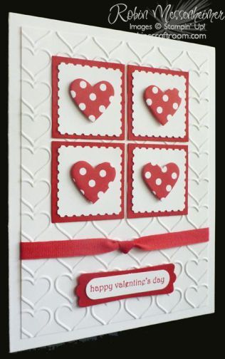 223 best Cards - Valentines images on Pinterest | Valentines ...