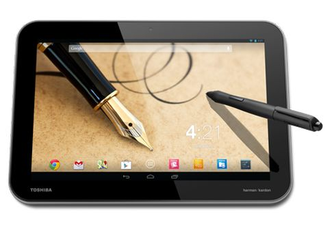 Excite™ Write Tablet (32GB) powered by Android™ 4.2.1, Jelly Bean (32GB) | Tablets | us.toshiba.com