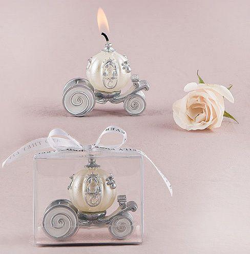 Kerze Cinderella Kutsche