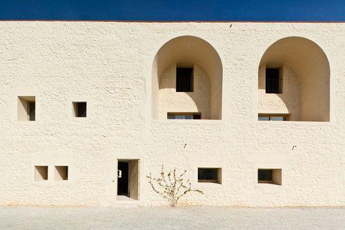 Convento das Bernardas in Tavira  EDUARDO SOUTO DE MOURA