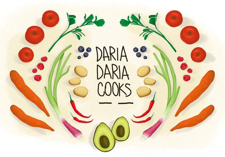 DARIADARIA COOKS E-BOOK via dariadariacooks. Click on the image to see more!
