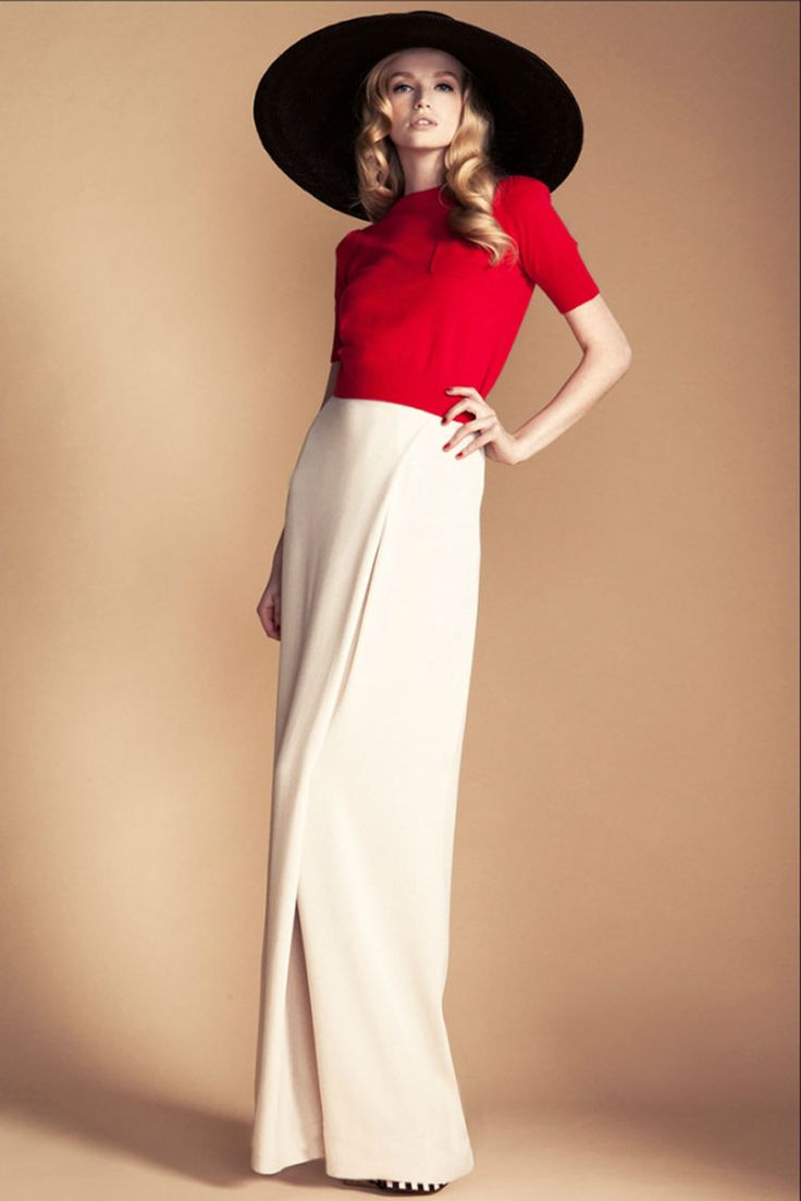 London #Fashion Designer Alice Temperley Debuts New Resort 2013 Collection