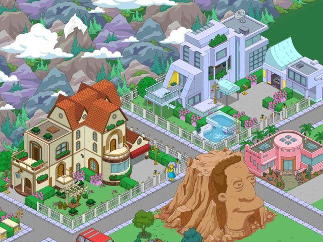 27 best images about simpsons tapped out springfield