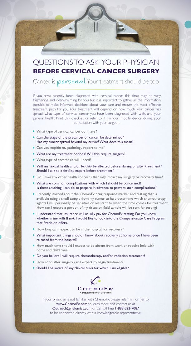 Cervical Cancer FAQ | Wisconsin State Laboratory of Hygiene