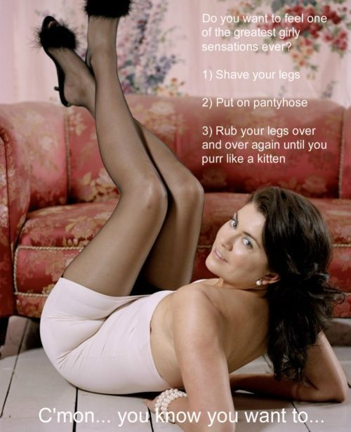 Requirements The Nylon Dreams Lace Leg 97