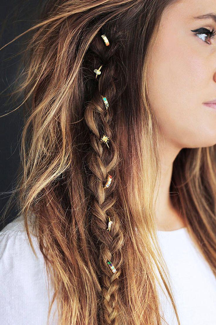 Brève : des bagues dans les cheveux - Trendy Mood