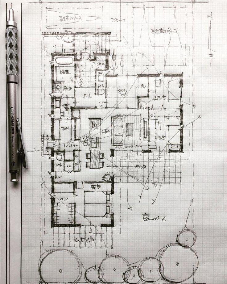 いいね!1,749件、コメント19件 ― 石川 元洋/一級建築士さん(@motohiro_ishikawa)のInstagramアカウント: 「・ 32坪4人家族の平屋 ・…」