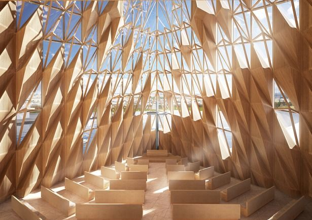 Sydhavnen Church | Architects of Invention | Archinect
