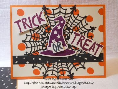 Howl-o-Ween Treat - Stamps Well With Others