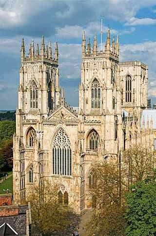 Catedral de York, Inglaterra