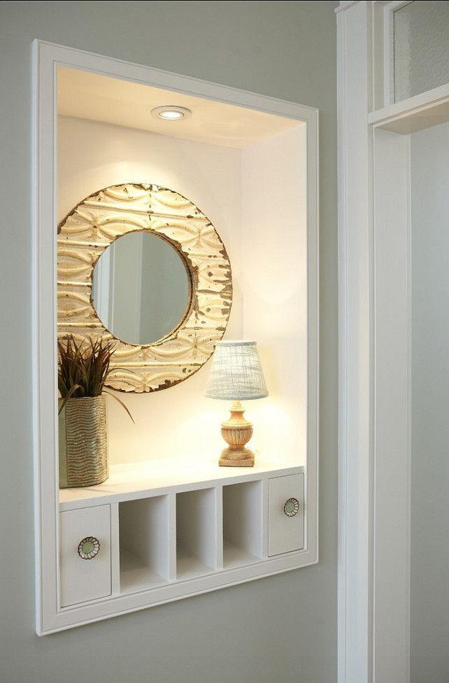 12 Best Wall Nooks And Recessed Walls Images On Pinterest