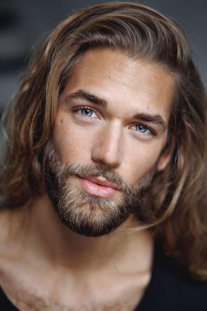 frisuren lange haare männer | 2021 | lange haare männer