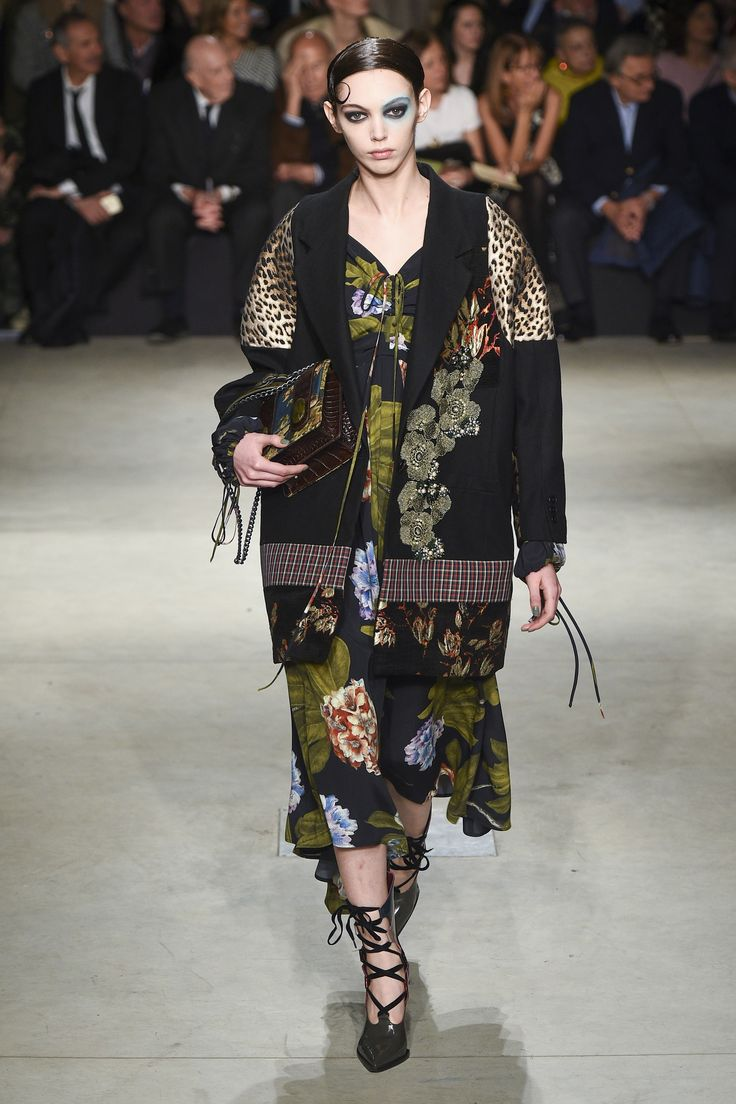 Antonio Marras Fall 2017 Ready-to-Wear Collection Photos - Vogue