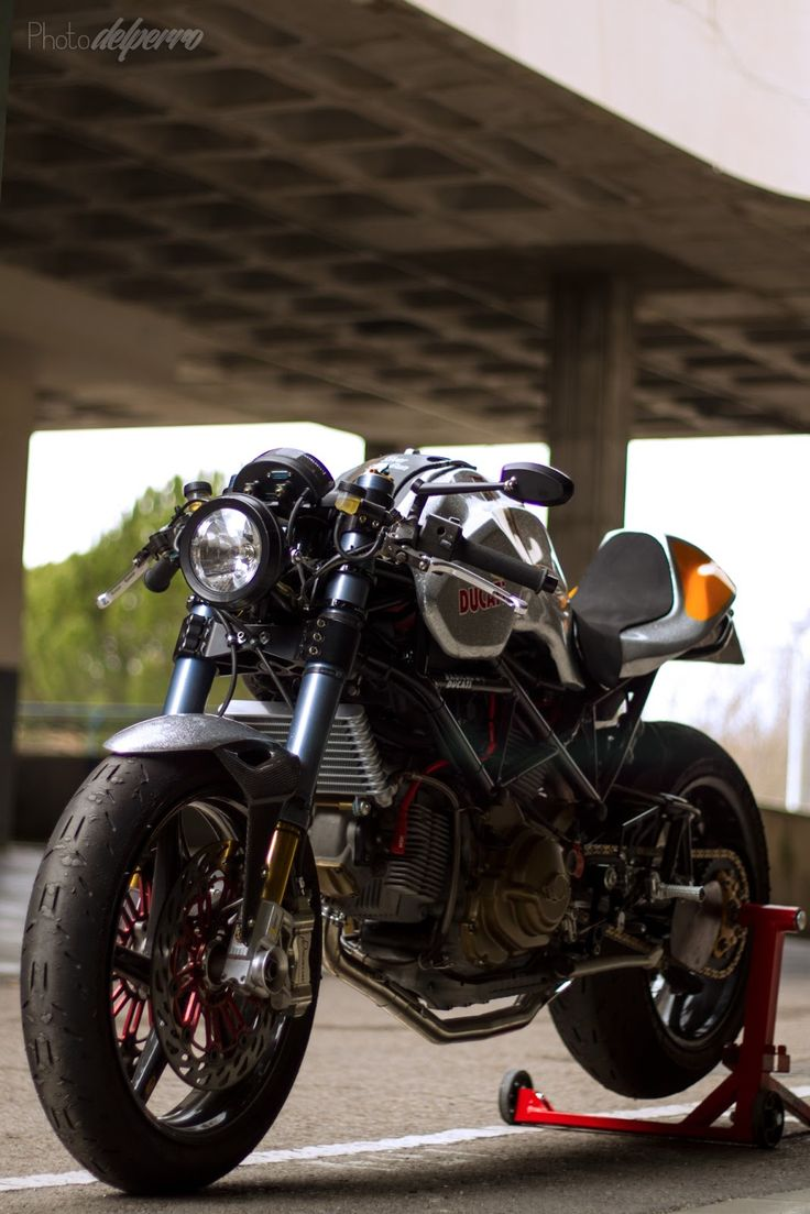 Ducati cafe Racer | Ducati monster S2R 1000 Cafe Racer | Ducati Monster cafe Racer | By Radical ducati | Ducati cafe racer for sale | Ducati sport 1000 | Radical Ducati