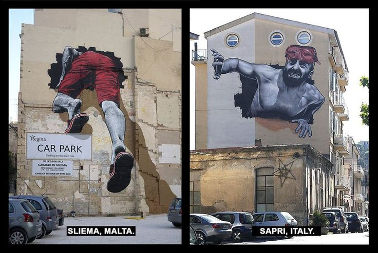 MTO Completes 2 Part Mural in Two Countries to Highlight Immigration Issues