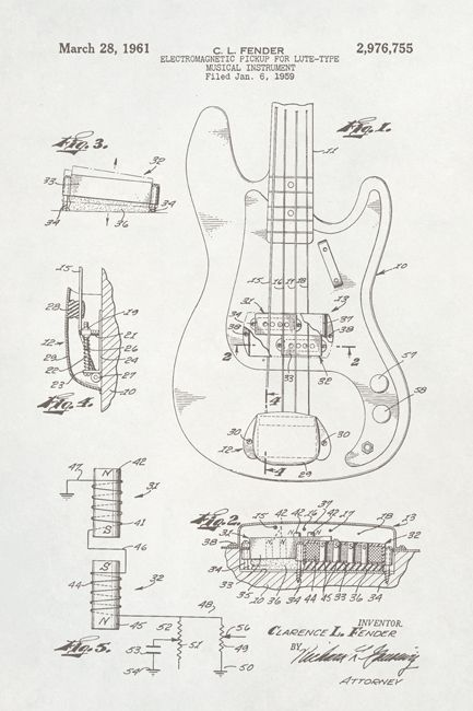 25  best ideas about fender bass on pinterest