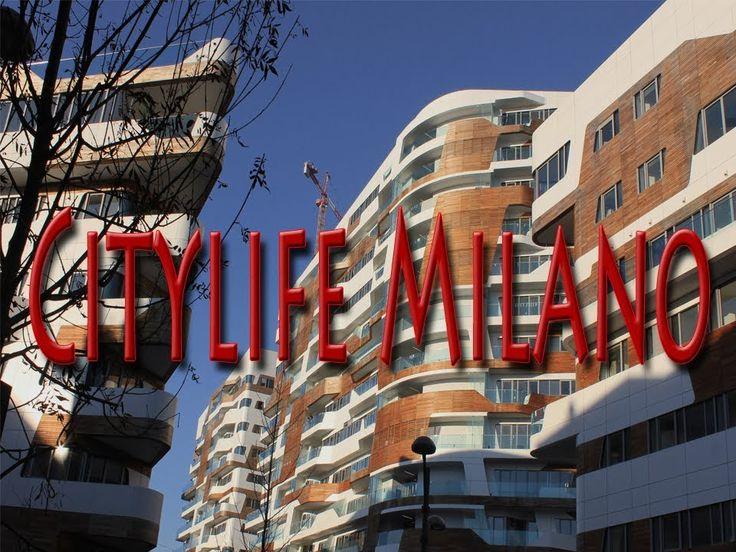Citylife Milano Parco abitazioni e il Dritto