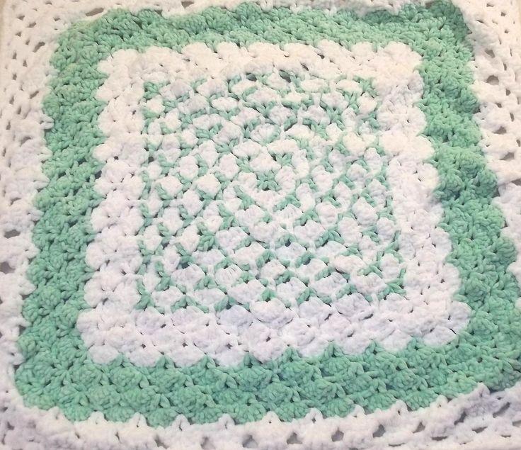 crochet blanket (Jonna Martinez)