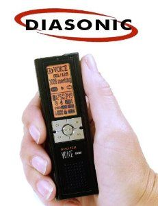Diasonic DDR-5300 2,465-Hour Voice & Phone Recorder by Diasonic  http://www.60inchledtv.info/tvs-audio-video/portable-audio-video/digital-voice-recorders/diasonic-ddr5300-2465hour-voice-phone-recorder-com/